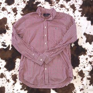 Men's vineyard vine slim fit tucker shirt   M